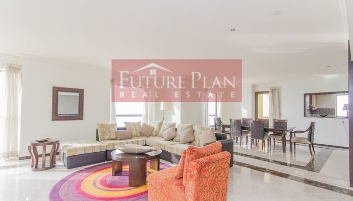 Multiple 3BR Units | Elegantly Furnished | Full Sea View | Murjan 4 ...